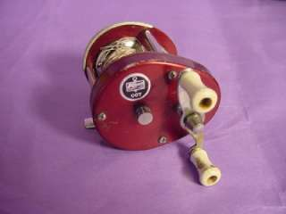VINTAGE 007 KMART FISHING REEL