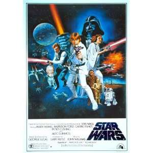 Movies Posters Star Wars   One Sheet   100x70cm