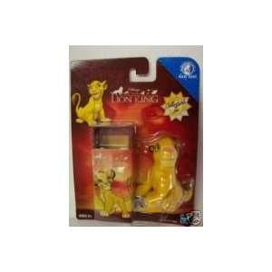 the Lion King Simba Collectable Tin and Mini Plush Toys & Games