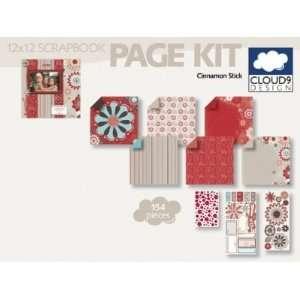 CINN STICK PAGE KIT 154 PCS Patio, Lawn & Garden