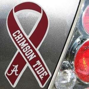NCAA Alabama Crimson Tide Ribbon Magnet