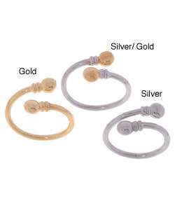 Silver plated Copper Magnetic Acupressure Ring