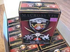Yamato Macross VFC 1/200 Scale Trading Figure