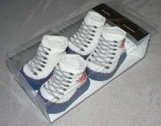 Nike Air Jordan Wings Baby Booties shoes 0 6 months