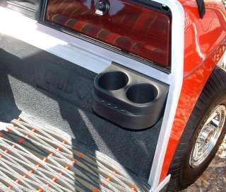 Pair Golf Cart Cup Holders   Club Car   Ezgo + More