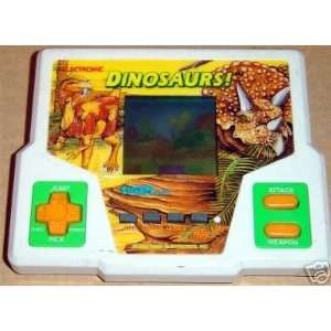 Tiger Electronic Dinosaurs Handheld Game Toys & Games