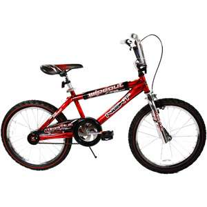NEXT Wipe Out Red 20 Boys BMX Bike