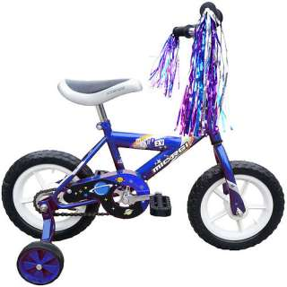 12 Micargi Boys BMX Bike, Blue Bikes & Riding Toys
