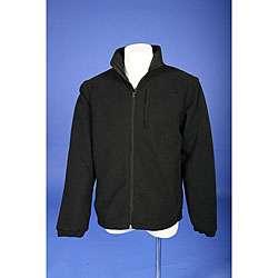 Rechargeable Battery Powered Heated Fleece Jacket