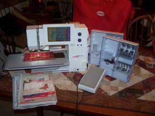 Bernina 200 Sewing & Embroidery Machine w/ 730 Upgrade