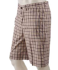 Ben Sherman Mens Plaid Shorts
