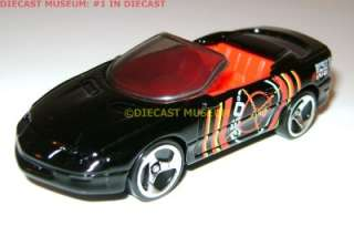 97 1997 CHEVY CAMARO BLACK LOOSE HOT WHEELS DIECAST