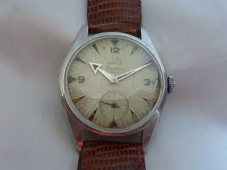 OMEGA RANCHERO 30MM. MODEL 2990 1 CAL 267 SUB SECONDS EXTREMELY RARE