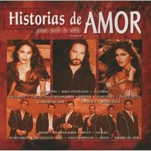 Historias De Amor Para Toda La Vida, Various Artists