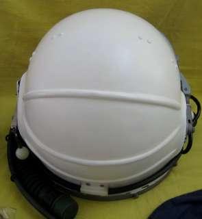 Original GSH 6LP AF/Space Helmet+Inn Com Helmet+Mic+Certificates