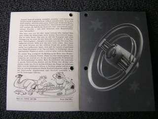PETRI PROSPEKT BANJO STEERING WHEEL HORN BUTTON VW HEB PORSCHE 356