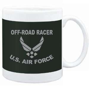 Mug Dark Green  Off Road Racer   U.S. AIR FORCE  Sports