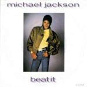 MICHAEL JACKSON / WORKING DAY & NIGHT / BEAT IT MICHAEL JACKSON