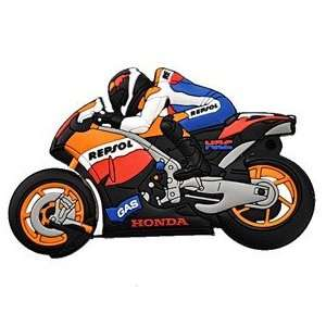 High Quality 4 GB Motorcycle racer Style USB Flash Drive Electronics