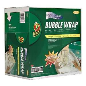 01 12 Inch by 100 Feet Xtra Cushion Bubble Wrap: Home Improvement
