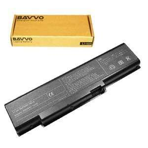 Replacement Battery for TOSHIBA Satellite A60 116,12 cell Electronics