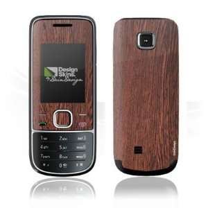Design Skins for Nokia 2700 Classic   Nussbaum dunkel