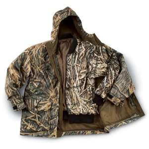 Browning GORE TEX 4 in 1 Parka Mossy Oak Shadow Grass