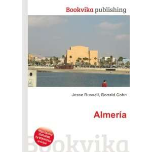 Almería Ronald Cohn Jesse Russell Books