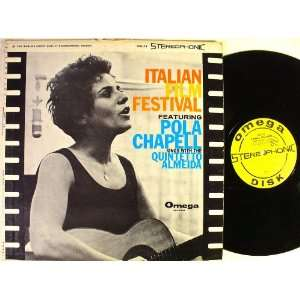 Italian Film Festival Quintetto Almeida Pola Chapell Music