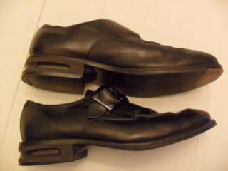 COLE HAAN MENS BLACK LEATHER DRESS LOAFER SZ 8.5 M NICE EUC!