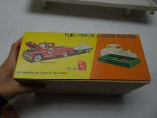Vintage AMT 3 in 1 model KIT with box 1960 Ford F 100 Truck