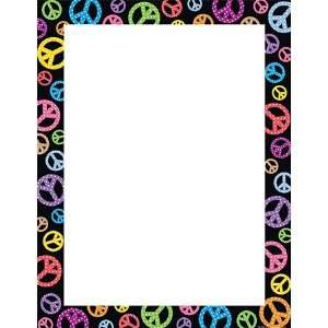 Peace Signs Blank Chart: Office Products