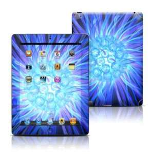 Something Blue Design Protective Decal Skin Sticker for Apple iPad