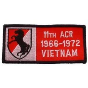 U.S. Army 11th Armored Cavalry Regiment 1966 1972 Vietnam