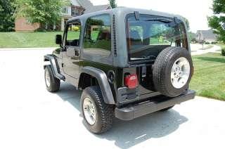 Jeep  Wrangler Sport 4x4 in Jeep   Motors