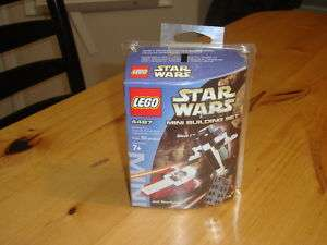 LEGO STAR WARS 4487 Mini Slave 1 NISB