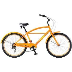 SUN BICYCLES BIKE SUN CRUZ ALY M18 11 7S ALY/SS ORG