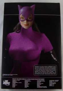 Catwoman Classic 1/6 Scale Deluxe Figure 13 Inch DC Direct MIP