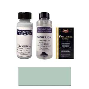 Metallic Paint Bottle Kit for 2003 Honda Pilot (BG 50M): Automotive