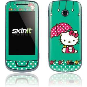 Hello Kitty Polka Dot Umbrella skin for Samsung T528G