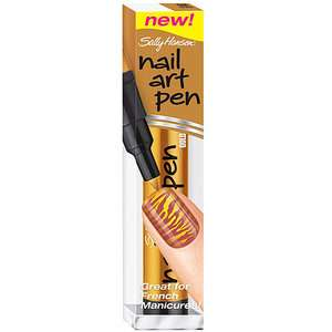 Sally Hansen Nail Art Pen, Gold Makeup