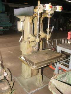 Allen HMDB 2 Spindle High Speed Drill Press 16