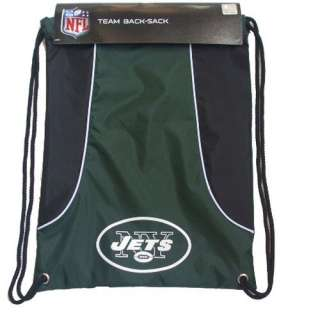 Concept One NFL New York Jets Green Back Sack Bags