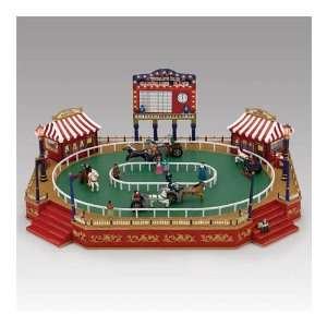 com Mr. Christmas Worlds Fair Carriage Race Music Box Toys & Games