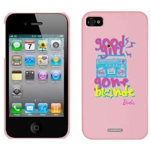 Good Girl Gone Blonde design on AT&T, Verizon, and Sprint iPhone