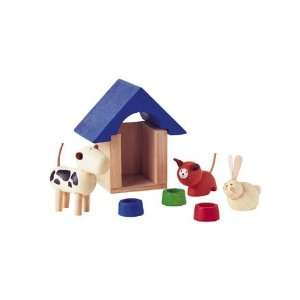 Dollhouse Pets and Accessories Toys & Games