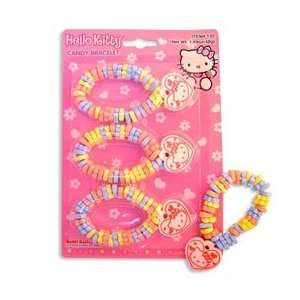 Hello Kitty Candy Bracelet (12 Ct)  Grocery & Gourmet Food