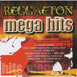 Reggaeton Mega Hits, Various Artists   Reggae World / Reggae