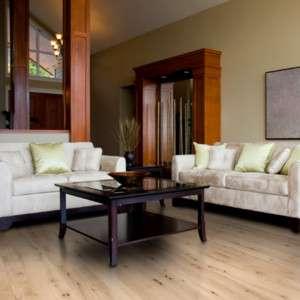 Hand Scraped White Oak Hardwood Flooring Wood Floor