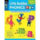 CREATIVE TEACHING PRESS LITTLE BUDDIES PHONICS FUN BOOK 2